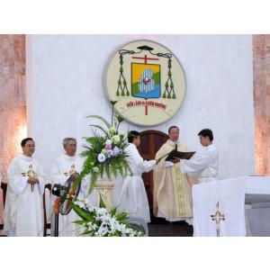 Bài giảng ngày hành hương  của giới Gia trưởng giáo phận Bà Rịa - 20.10.2013