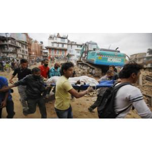 Công Giáo Italia gửi 3 triệu Euro giúp nạn nhân ở Népal