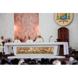 BÀI GIẢNG LỄ TẠ ƠN Kỷ niệm 10 năm ngày thành lập Giáo phận Bà Rịa