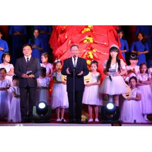 VIDEO: Hội diễn Thánh ca Hợp xướng  Kỷ niệm 10 năm thành lập Giáo phận Bà Rịa Ngày 18.12.2015 tại Nhà thờ Chánh Tòa Bà Rịa