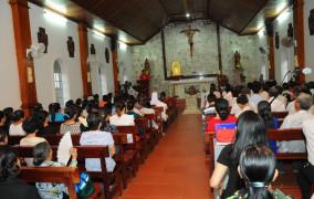Thánh lễ mừng kính Thánh Marcô, Quan thầy Nhóm Mục vụ Truyền thông Hạt Bà Rịa