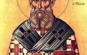 Ngày 02-05 Thánh ATHANASIÔ Giám mục Tiến Sĩ Hội Thánh