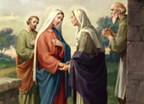 Ngày 31-05 ĐỨC MẸ ĐI VIẾNG BÀ THÁNH ISAVE