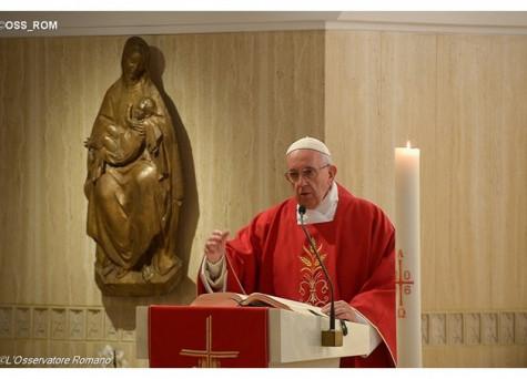 ĐTC Phanxicô: Đừng làm Kitô hữu