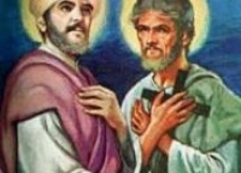 Ngày 03-05 Thánh GIACÔBÊ và PHILIPPHÊ Tông Đồ