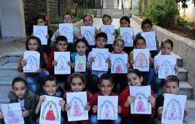 Thiếu nhi Công giáo và Chính thống giáo ở Syria cùng nhau cầu nguyện cho hoà bình