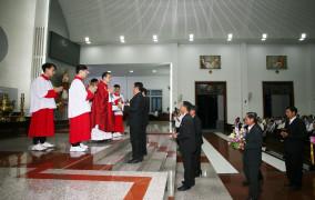 Giáo xứ Vinh Châu: mừng kính hai Thánh Tông đồ Phêrô và Phaolô Bổn mạng Ban Hành giáo và các Tông đồ giáo dân