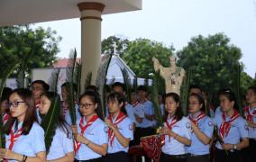 Giáo Xứ Dũng Lạc: Giáo lý viên Hạt Bà Rịa Mừng lễ Bổn Mạng Kính Chân Phước Anrê Phú Yên