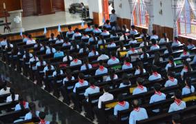 Giáo Lý viên Hạt Xuyên Mộc mừng lễ Bổn mạng – Chân phước Anrê Phú Yên