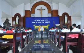 Giáo xứ Hòa Hội: Khóa Huấn luyện Giáo Lý viên Cấp II Hạt Xuyên Mộc