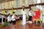 Tin ảnh: Giáo xứ Kim Long: Đức Cha Emmanuel ban Bí tích Thêm Sức cho 58 Thiếu nhi