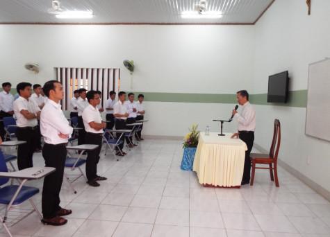 Tin ảnh: Chủng viện Thánh Tôma - Hải Sơn khai giảng năm học mới 2016-2017