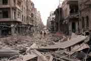 Đức Thánh Cha Phanxicô đưa ra lời kêu gọi cho Aleppo, Syria