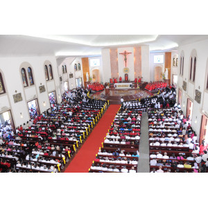 Giáo phận Bà Rịa: Thánh lễ bế mạc Năm Thánh Lòng Thương Xót