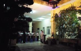 Tin ảnh: Chủng viện Thánh Tôma Hải Sơn: Nghi thức Làm Phép Chuông- Ngày 26.11.2016