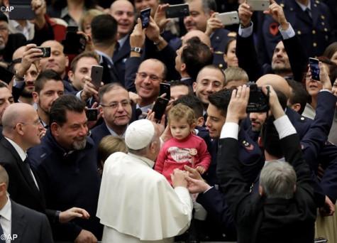 Ý cầu nguyện tháng 12 của Đức Thánh Cha Phanxicô