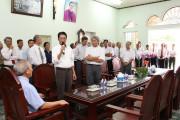 Tin ảnh: Giáo hạt Long Hương họp mặt mừng Xuân 2017