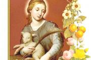 Ngày 21-01 Thánh ANÊ  Đồng trinh Tử đạo