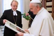"""Đức Thánh Cha Phanxicô: """"Ý định của Luther là canh tân, chứ không phải chia rẽ Giáo hội"""""""