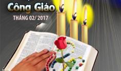Lịch Phụng Vụ từ ngày 20.02.2017 đến ngày 26.02.2017