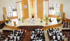 Giáo phận Bà Rịa: Ngày họp mặt sinh viên Công giáo trong Giáo phận mừng Xuân Đinh Dậu 2017