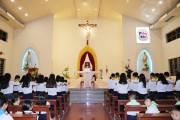 Giáo xứ Thủ Lựu: Thánh lễ và Nghi thức Tuyên hứa Bao Đồng