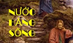 CÁC BÀI SUY NIỆM LỜI CHÚA  CHÚA NHẬT III MÙA CHAY – NĂM A