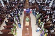 Giáo xứ Hòa Xuân: Thánh lễ an táng ông cố Giuse Hồ Đức Hợp