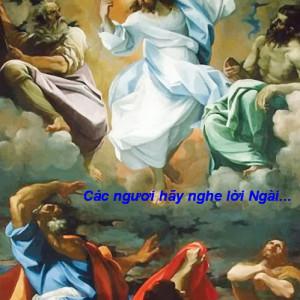 CÁC BÀI SUY NIỆM LỜI CHÚA  CHÚA NHẬT II MÙA CHAY – NĂM A