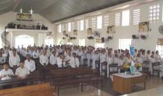 Giáo xứ Thiện Phước:  Curia Quảng Thành tổ chức Đại hội Acies