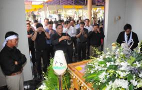 Tin ảnh: Giáo xứ Vinh Châu & quý Cha hạt Bình Giả kính viếng Ông cố Giuse Hồ Đức Hợp