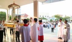 Giáo xứ Phước Bình: Thánh lễ mừng kính Thánh Giuse- Bổn mạng giới gia trưởng
