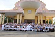 Giáo phận Bà Rịa: Khóa Huấn luyện Tác nhân Mục vụ Gia đình năm 2017