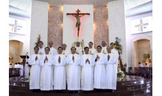 VIDEO: Giáo phận Bà Rịa: Thánh lễ Phong chức  Phó tế tại Nhà thờ Chánh Tòa Bà Rịa - Ngày 23.02.2017