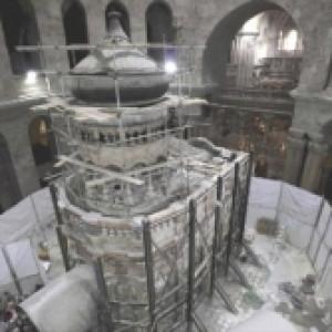 Toà Thánh tặng một triệu đôla cho hai công trình trùng tu ở Thánh Địa