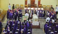 Thánh lễ An táng Đức Cố Giám mục Giuse Vũ Duy Thống tại Nhà thờ Chánh Tòa Phan Thiết