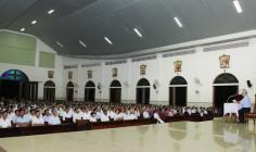 Giáo xứ Hòa Thuận: Tĩnh tâm mùa Chay và mừng lễ Thánh Giuse - Bổn mạng Giáo xứ
