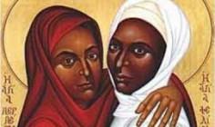 Ngày 07-03 Thánh PERPÊTUA Và PHÊLIXIA  Tử đạo (thế kỷ III)