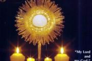Giờ Chầu Thánh Thể: 24 giờ cho Chúa Mùa Chay 2017