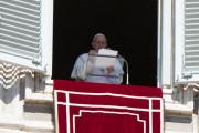 Đức Thánh Cha chủ sự Kinh Lạy Nữ Vương Thiên Đàng ngày 23. 4. 2017