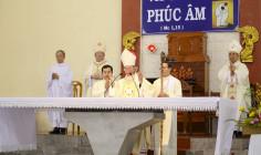 Giáo phận Phan Thiết: Thánh lễ nhậm chức Giám quản Tông tòa