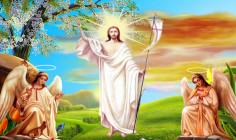 CÁC BÀI SUY NIỆM LỜI CHÚA  CHÚA NHẬT PHỤC SINH – NĂM A