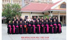 Hội nghị thường niên kỳ I/2017 Hội đồng Giám mục Việt Nam  (24 – 28/4/2017)