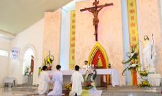 Tin ảnh: Giáo xứ Lam Sơn: Thánh lễ Chúa nhật Phục sinh 2017