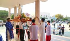 Giáo xứ Phước Bình: Thánh lễ mừng Chúa Phục sinh