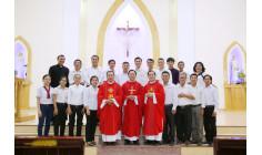 Thánh lễ mừng kính Thánh Marcô- Bổn mạng Ban Truyền thông Giáo hạt Bà Rịa