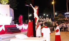 Tin ảnh: Giáo xứ Quảng Nghệ:  Cử hành Tam nhật Vượt qua và Thánh lễ Vọng Phục sinh 2017