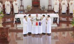 Giáo phận Bà Rịa: Thánh lễ Truyền Dầu 2017
