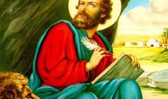 Ngày 25-04 THÁNH MARCÔ THÁNH SỬ (Thế kỷ I)