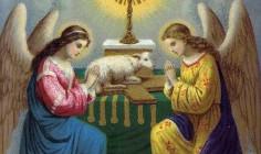 Giờ Chầu Thánh Thể Thứ Năm Tuần Thánh